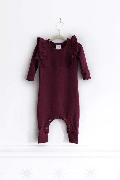 The Harlowe | Burgundy