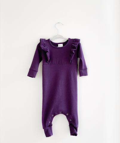 The Harlowe | Plum