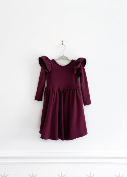 The Blaire Winter Dress | Mulberry