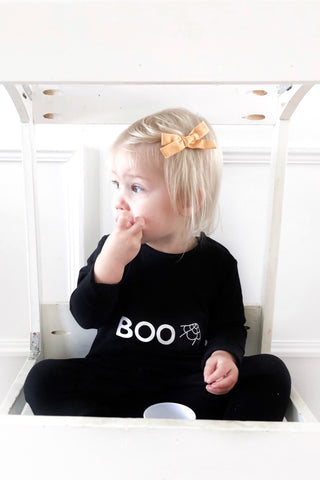 The Boo Romper