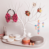 Deer Tray Jewellery Display White Accessories