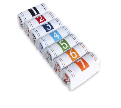 7 x Pairs Man Cotton Socks 7 days