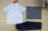 Boys Denim Clothes Set