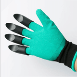Gardening Gloves With Finger Tip Claws