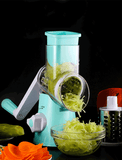 3-Blade Vegetable Slicer Spiralizer