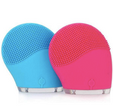 WATERPROOF FACIAL BRUSH CLEANSER