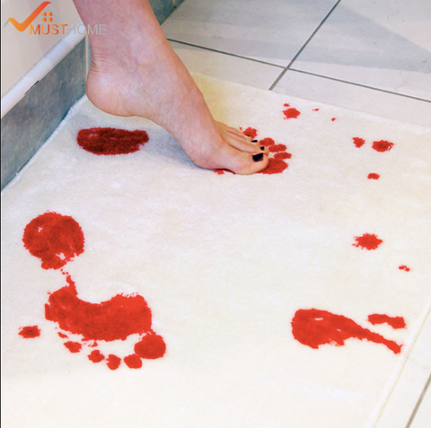 Bloodbath Colour Changing Bath Mat