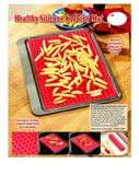 New Arrival Silicone Textured Non Stick Cooking Mat