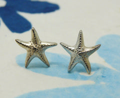 Starfish earrings - OpaLandJewelry