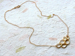 Bubble necklace - OpaLandJewelry
