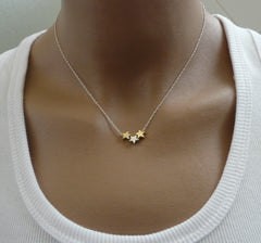 3 Stars necklace - OpaLandJewelry