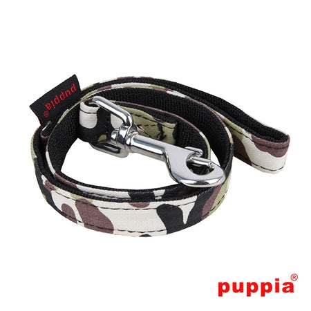 Puppia Legend Leash - Brown