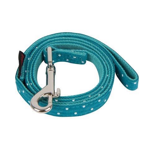 Puppia Dotty Leash - Blue