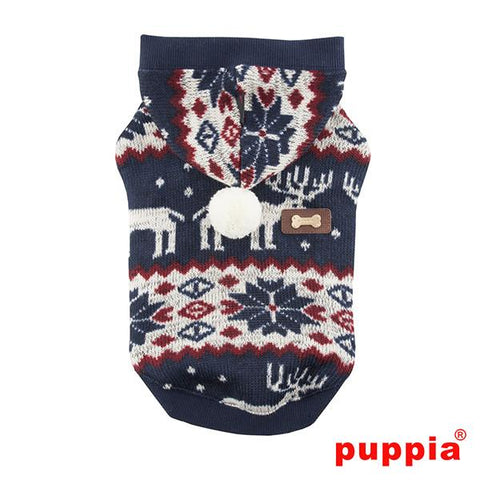 Puppia Cupid Sweater - Blue