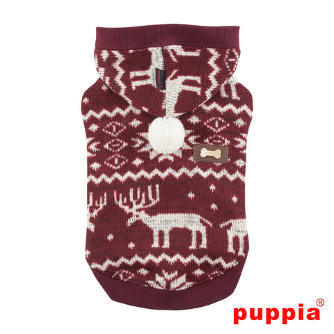 Puppia Cupid Sweater - Red