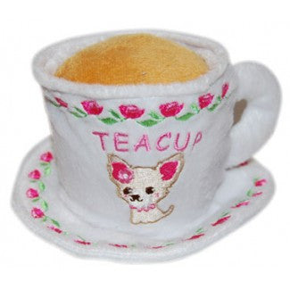 My Cup Of Tea Plush Toy
