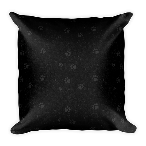 Curious Kitties Shop Unique Cat Gift Idea: Abyss Paws ◈ Pillow