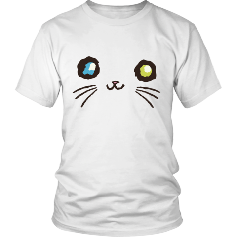 Curious Kitties Shop Unique Cat Gift Idea: Majestic Mew ◈ T-Shirt