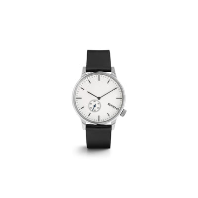 Winston Subs Silver White Watch