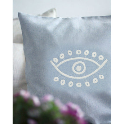 The Eye Cushion Cover