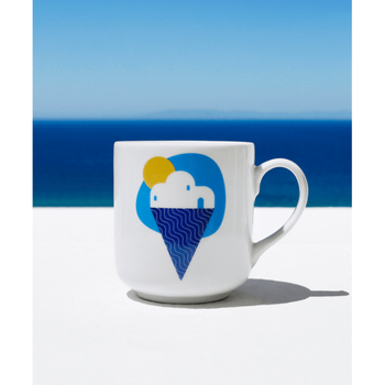 Yummy Greece Mug