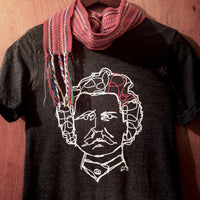 show your Métis pride with this incredibly soft Louis Riel Unisex T-shirt comes in Sizes Small-XXL.