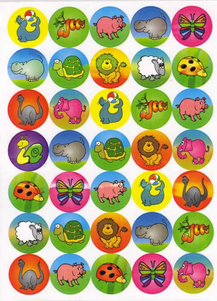 Reward Stickers - No Words - Kidscorner
