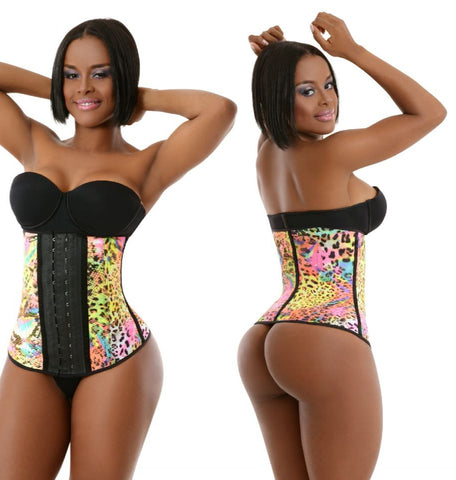 68160a2e604 SNATCHED KURVES.  127.98. Multi Colored 2 Row Waist Trainer