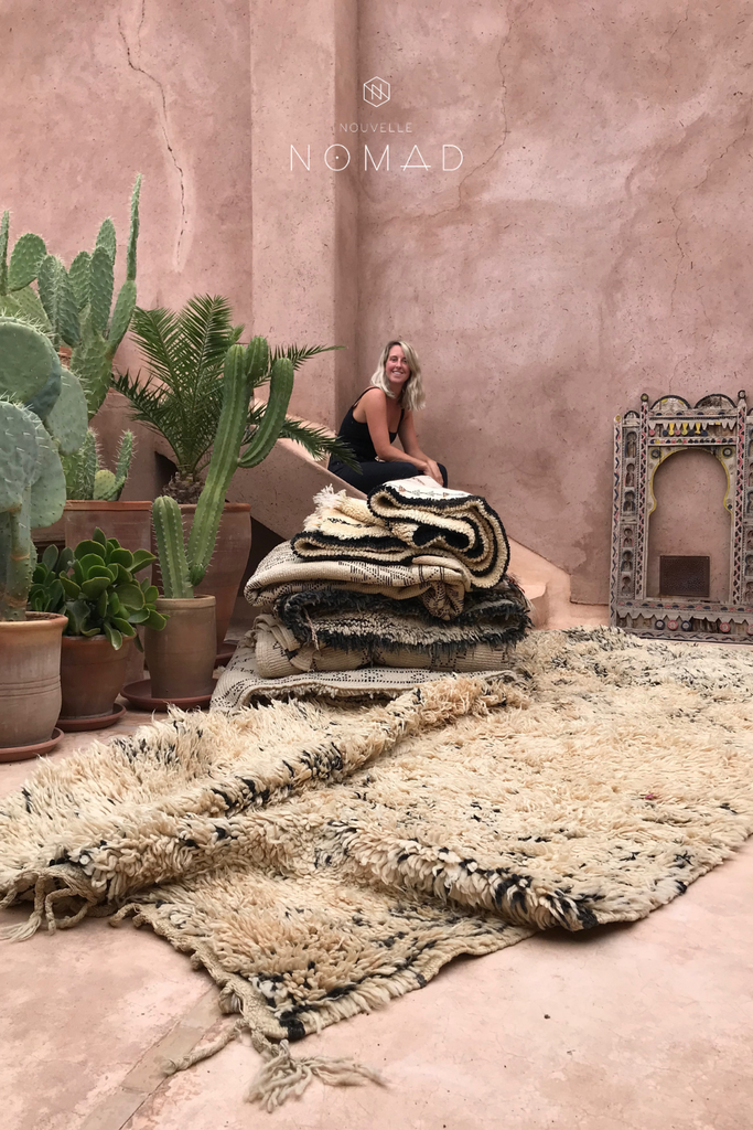 Nouvelle Nomad 2018 Beni Ourain Collection