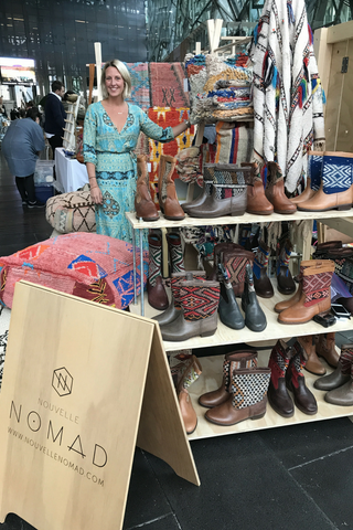 Nouvelle Nomad at Boho Luxe Market