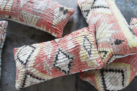 Nouvelle Nomad - Sally Boujad Lumbar pillows
