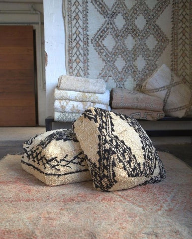 Nouvelle Nomad floor cushions