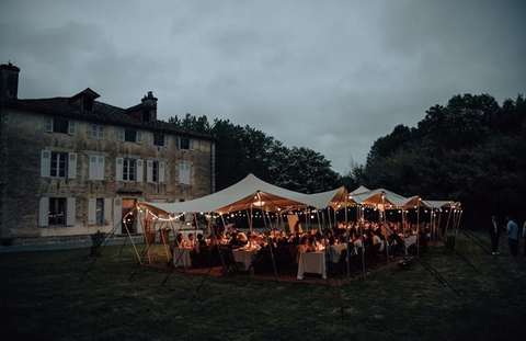 Nouvelle Nomad a French Wedding