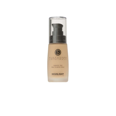 HIGHLIGHT FOUNDATION 250 (Medium Beige)