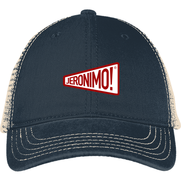 Jeronimo! Mesh Back Cap