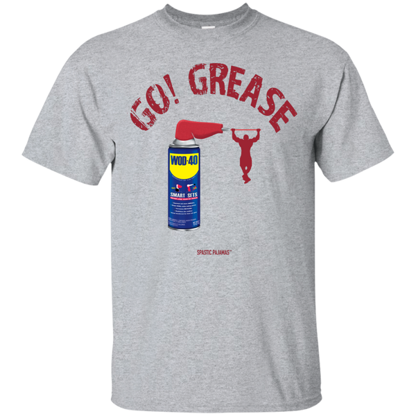 WOD-40 - Go Grease - SP / Men's T-Shirt