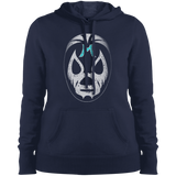 Mil Mascaras Ladies' Pullover Hooded Sweatshirt