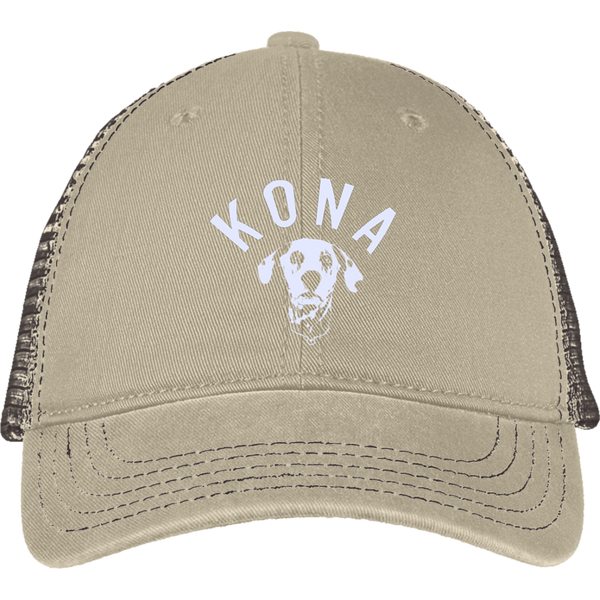 Kona Mesh Back Cap test