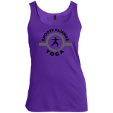Snooty Pajamas - Yoga / Women's Scoop Neck Tank Top