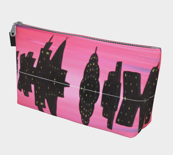 City Nights Make-Up Bag