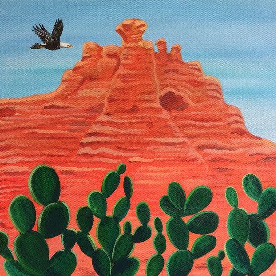"""Arizona Dreaming 2"" by Annette Gaffney"