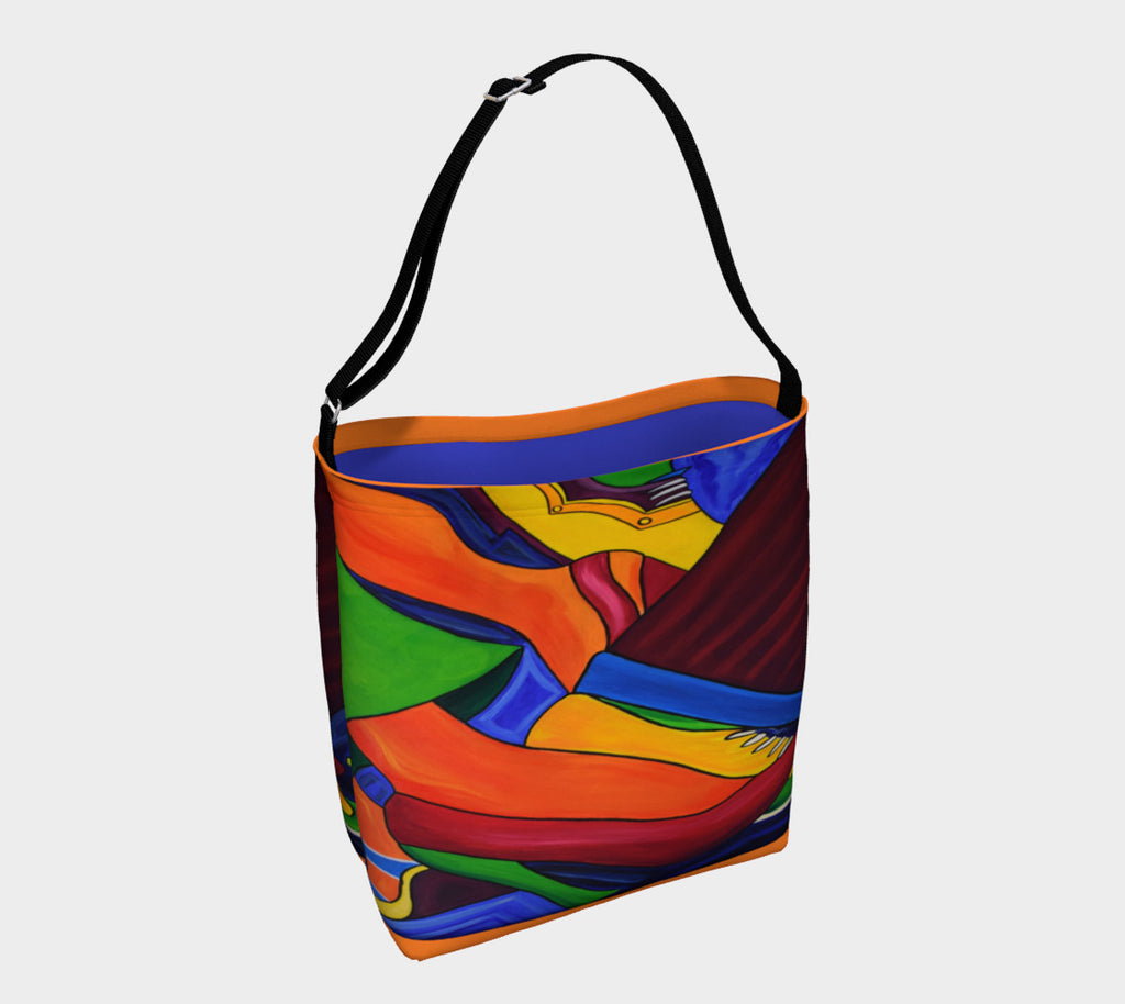 Rush Hour Day Tote