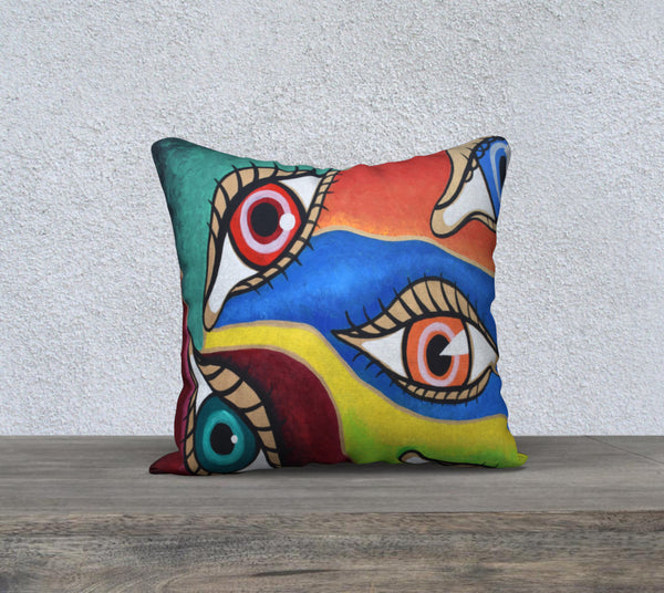 NEW! All Eyes Cushion Covers