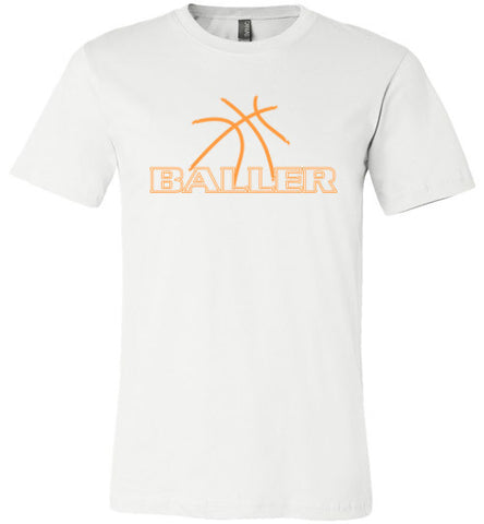 BALLER Short and Long Sleeve Tees