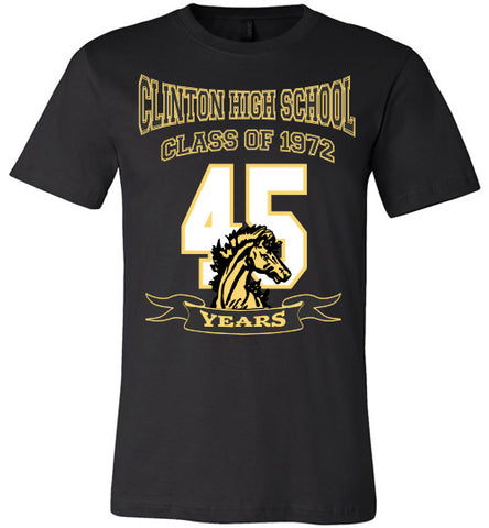 Class Of 1972 45 Year Tees and Hoodies