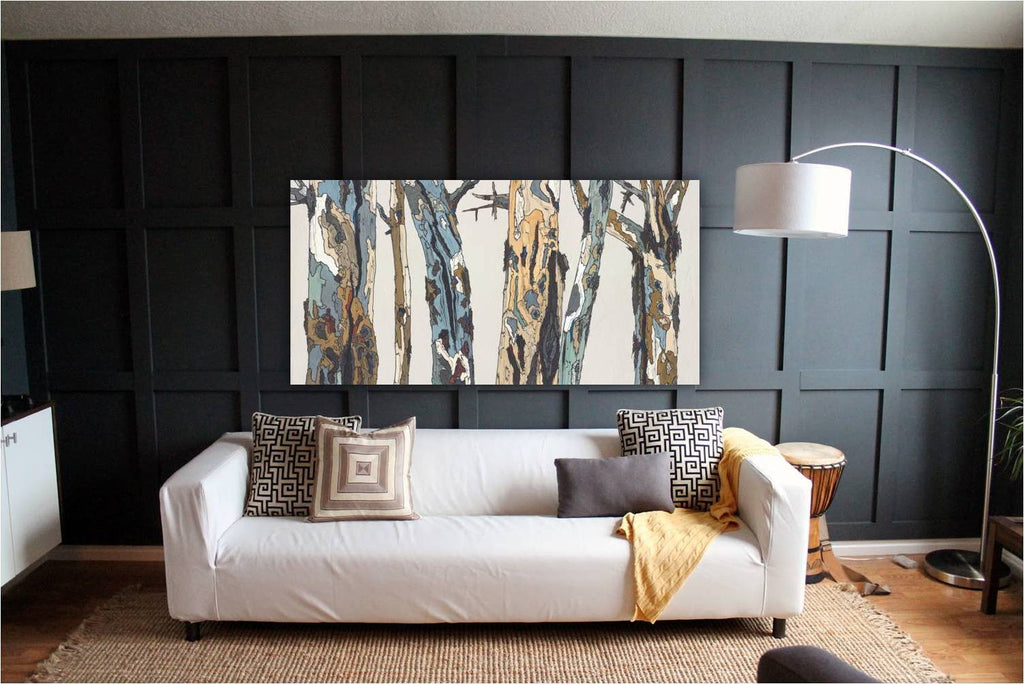 large wall art modern design