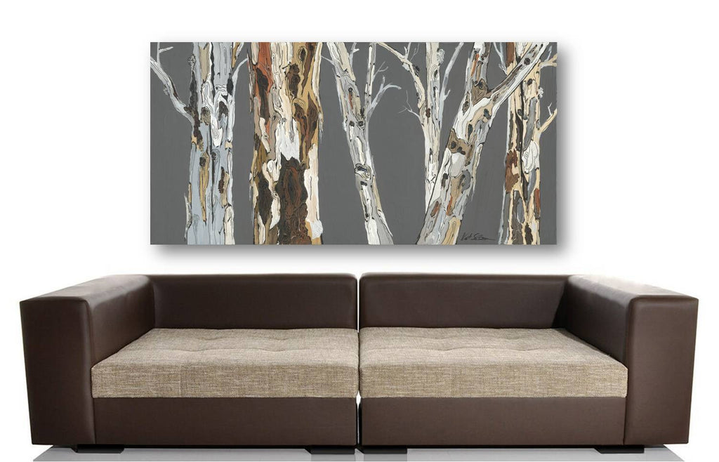 living room art canvas print