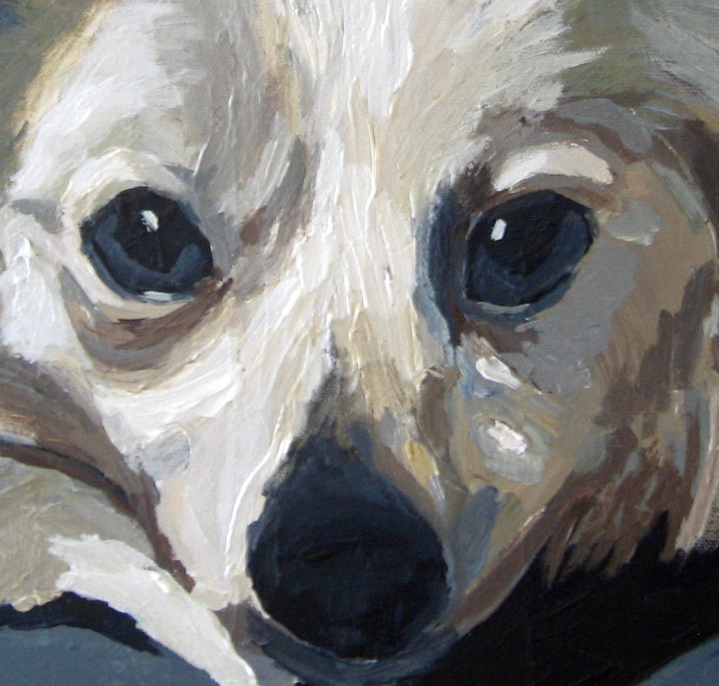 pet portrait original artwork