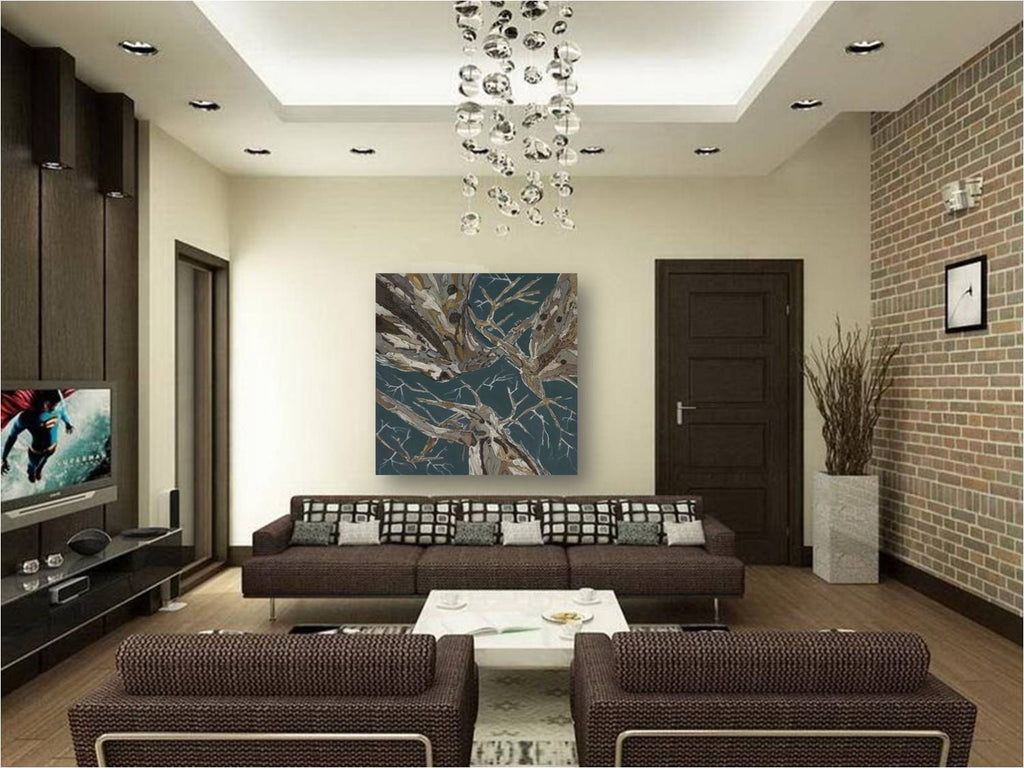 extra large living room wall art
