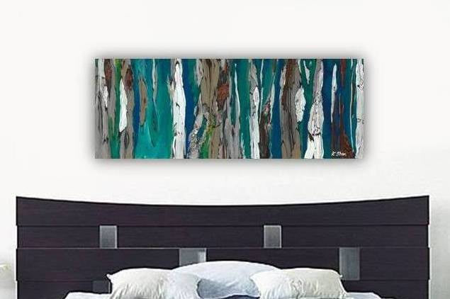 bedroom art abstract large wall art